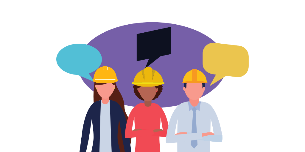 LMCU Change Advocates Construction Diversity